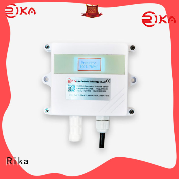 Rika professional air quality detector manufacturer for dust monitoring