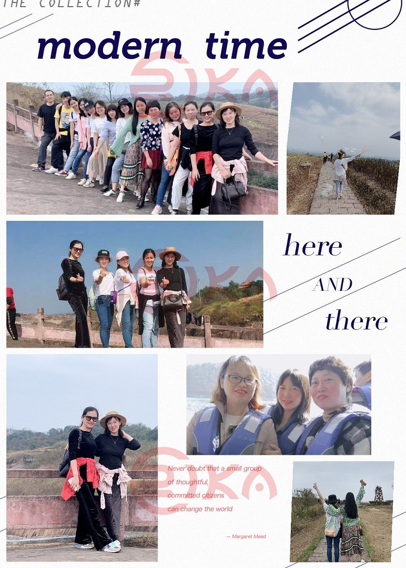 news-Rika Participated In The Team Building Activity In Dongjiang Lake-Rika Sensors-img