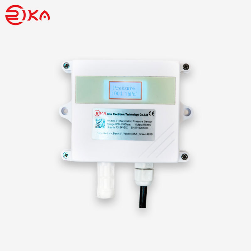 RK300-01 Wall-mounted Barometric Air Pressure Sensor