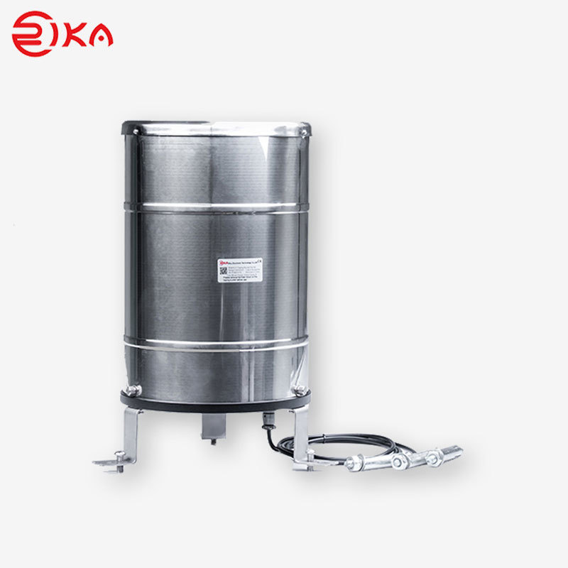 RK400-01 Metal Tipping Bucket Rainfall Sensor Rain Gauge