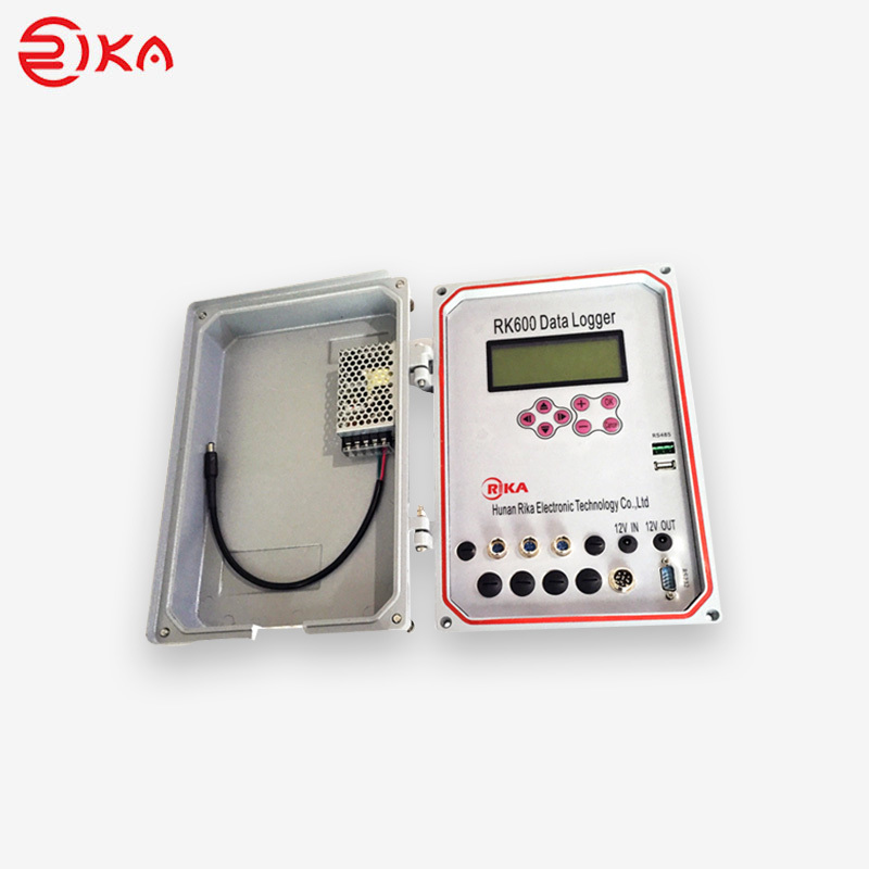 RK600-02/02B LCD Data Logger Of Automatic Weather Station