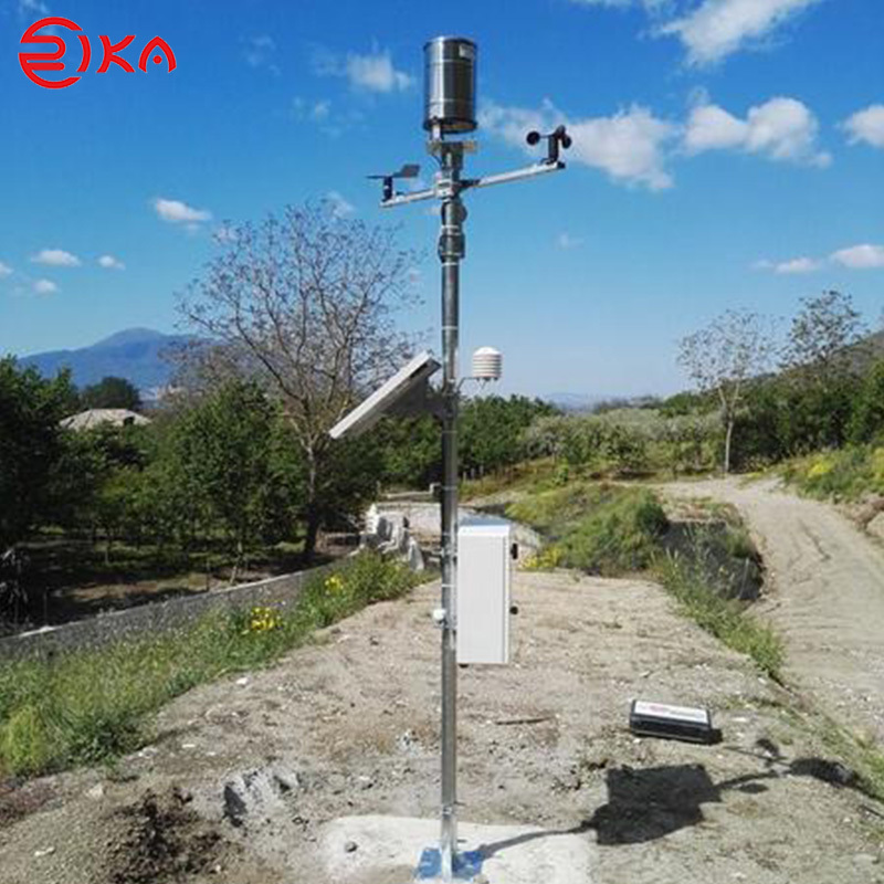 RK900-01 Automatic Weather Station Weather Monitoring Station