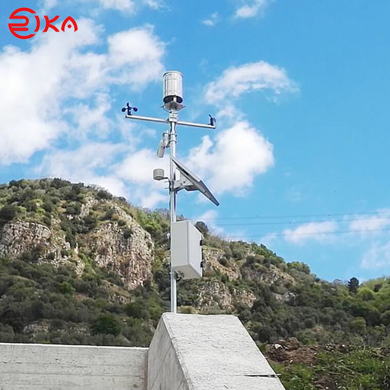 Rika automatic weather station manufacturer for weather monitoring-Rika Sensors-img
