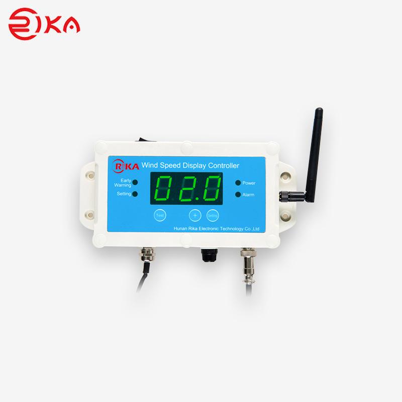 video-professional ultrasonic wind supplier for meteorology field-Rika Sensors-img-1