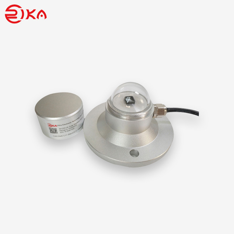 top rated solar radiation sensor price manufacturer for hydrological weather applications
