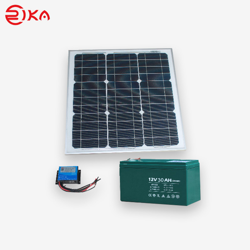 RK95-03 Solar Power Supply System for Weather Station