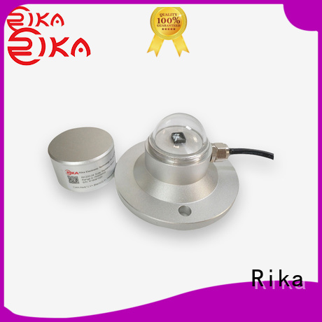 Rika illuminance sensor industry for hydrological weather applications