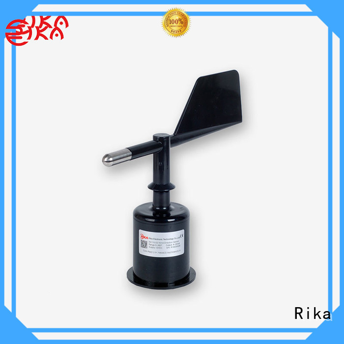 Rika perfect anemometer supplier for meteorology field