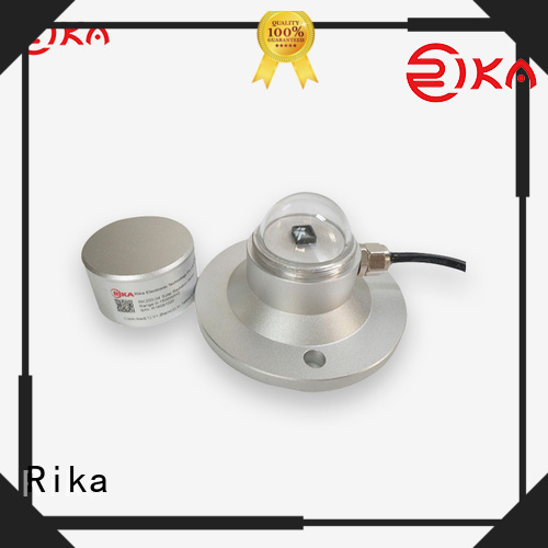 Rika solar radiation sensor manufacturer for ecological applications