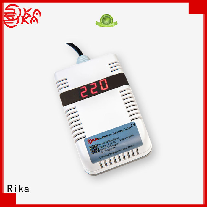 Rika great air quality sensor industry for air quality monitoring