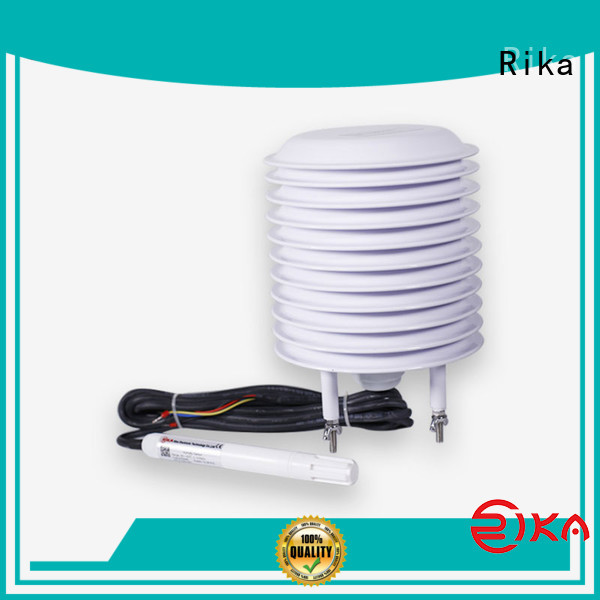 Rika professional air quality monitoring equipment factory for atmospheric environmental quality monitoring