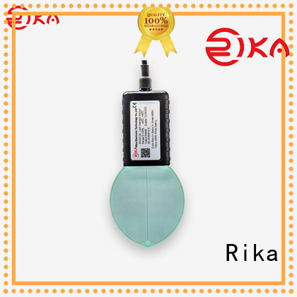 Rika leaf wetness sensor industry for air quality monitoring
