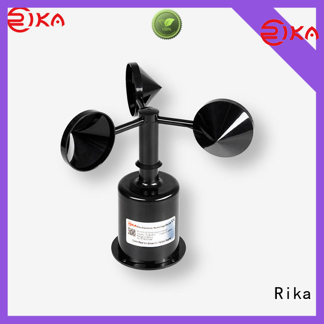 Rika professional ultrasonic anemometer factory for industrial applications
