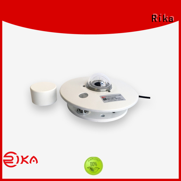 Rika pyranometer supplier for shortwave radiation measurement