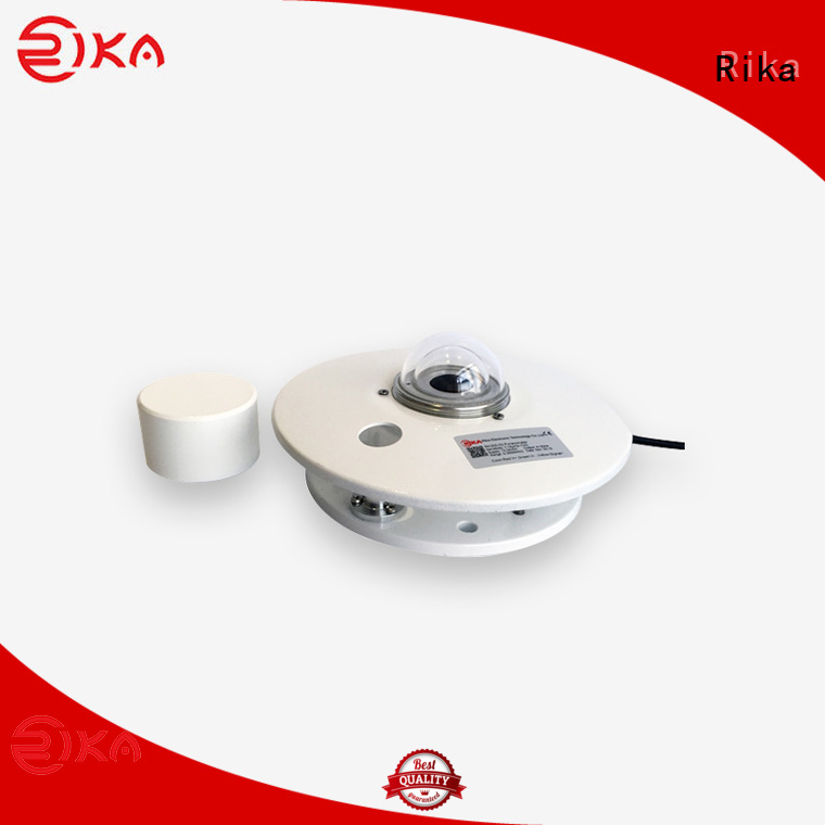 Rika radiation sensor industry for shortwave radiation measurement