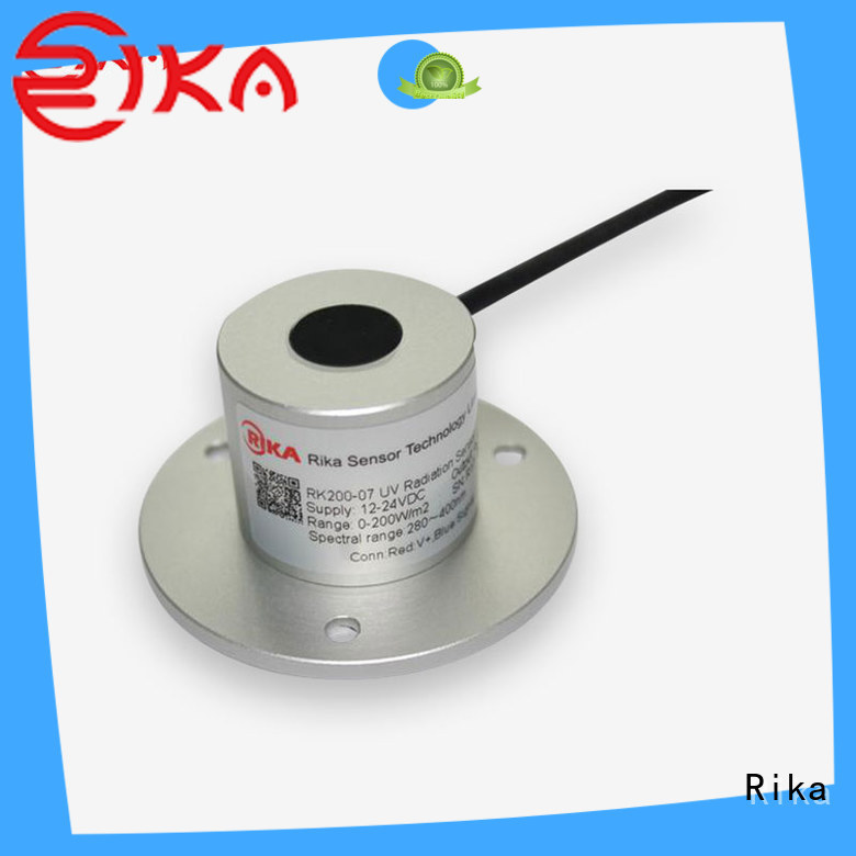 Rika professional solar radiation sensor industry for ecological applications