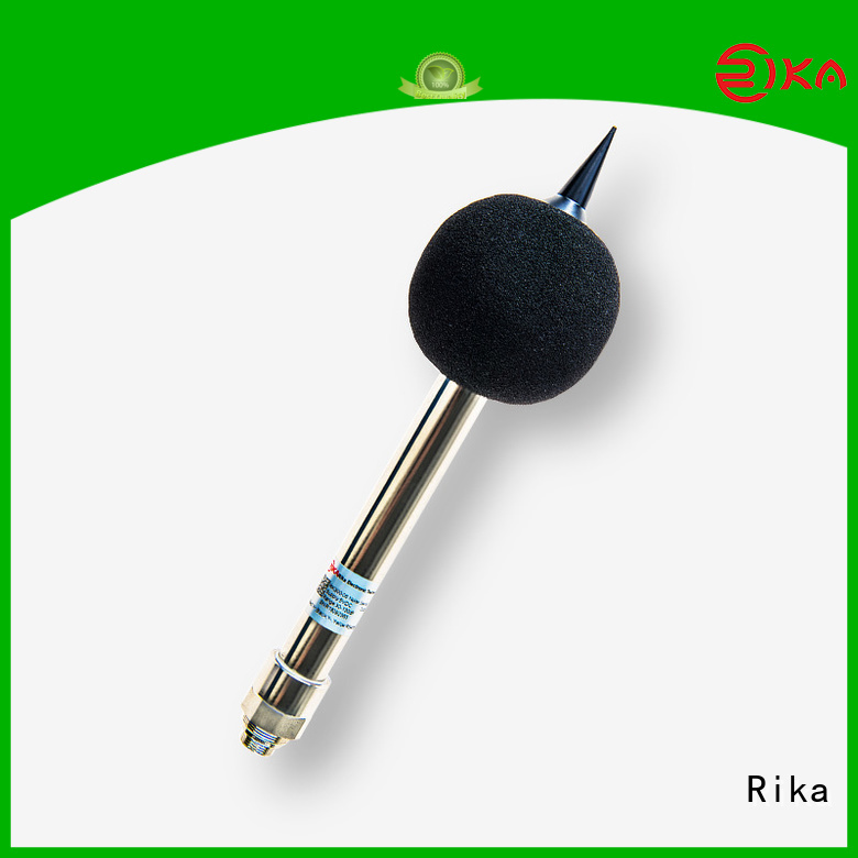 Rika perfect environment sensor supplier for air temperature monitoring