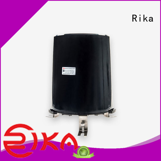 Rika weather station with rain gauge manufacturer for agriculture