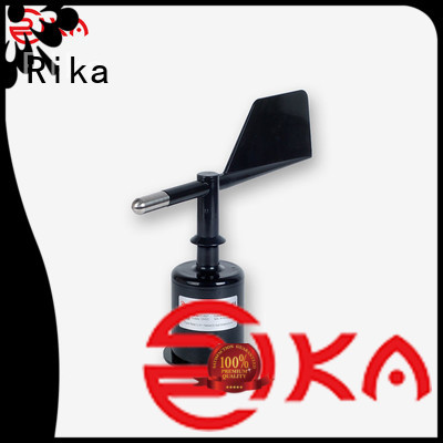 Rika perfect anemometer industry for wind spped monitoring