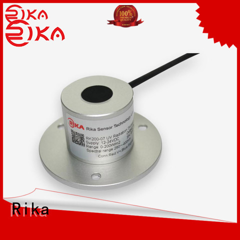 Rika best pyranometer solar radiation factory for hydrological weather applications