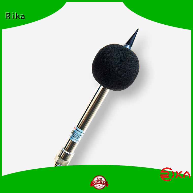 Rika leaf wetness sensor solution provider for air pressure monitoring