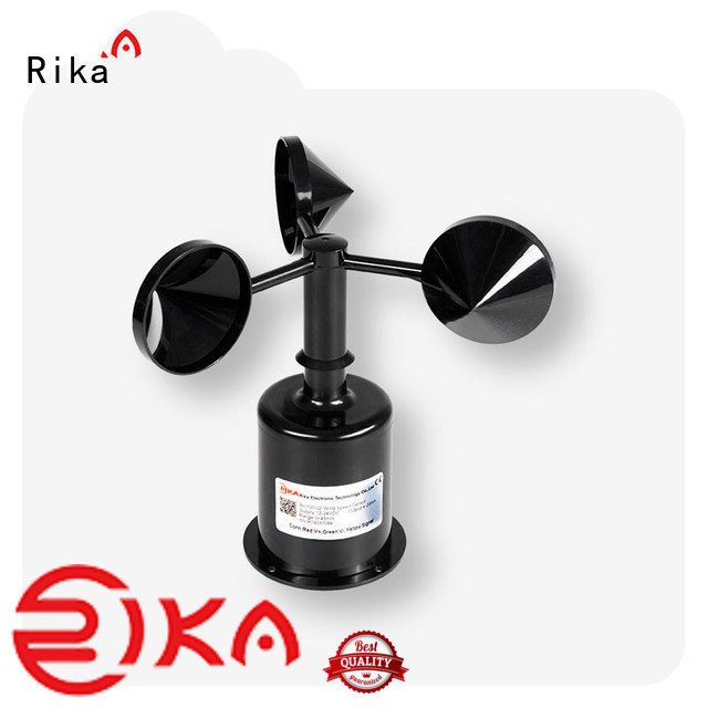 Rika wind speed instrument solution provider for wind spped monitoring