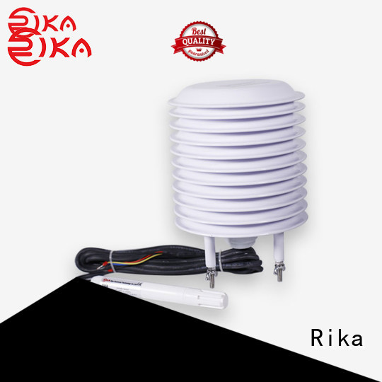 Rika top rated environment sensor supplier for atmospheric environmental quality monitoring