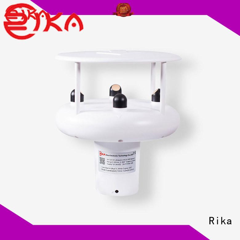 Rika wind speed device factory for meteorology field