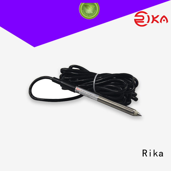 Rika soil humidity sensor factory for detecting soil conditions