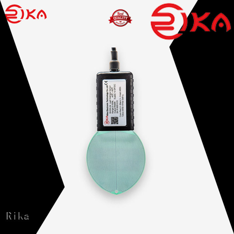 Rika temperature humidity sensor supplier for atmospheric environmental quality monitoring