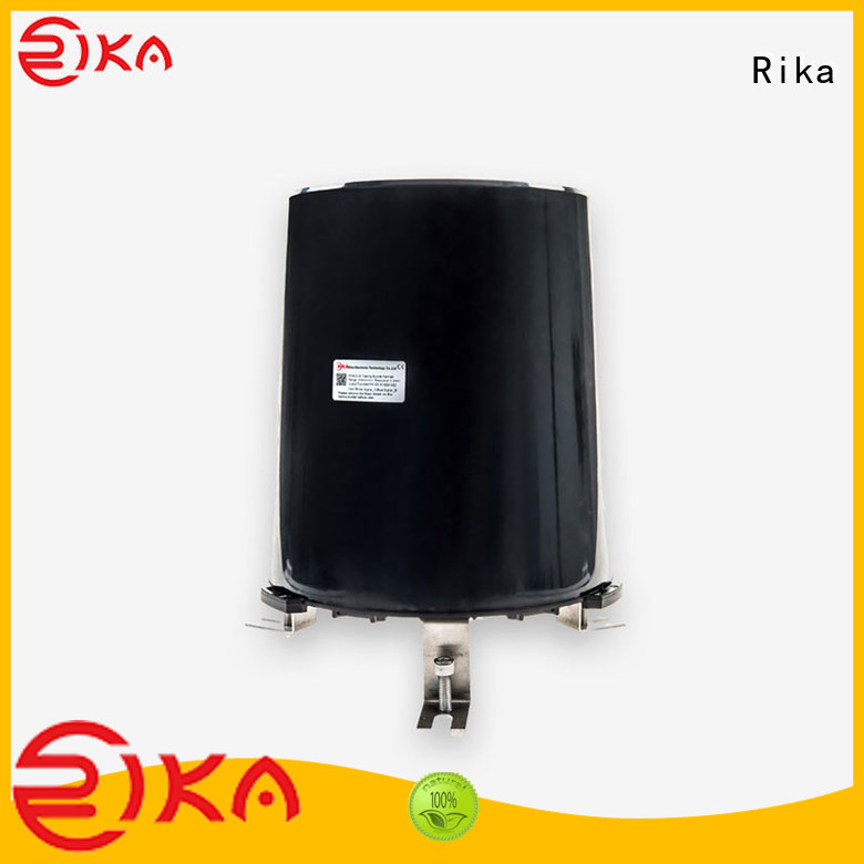 Rika perfect electronic rain gauge manufacturer for measuring rainfall amount