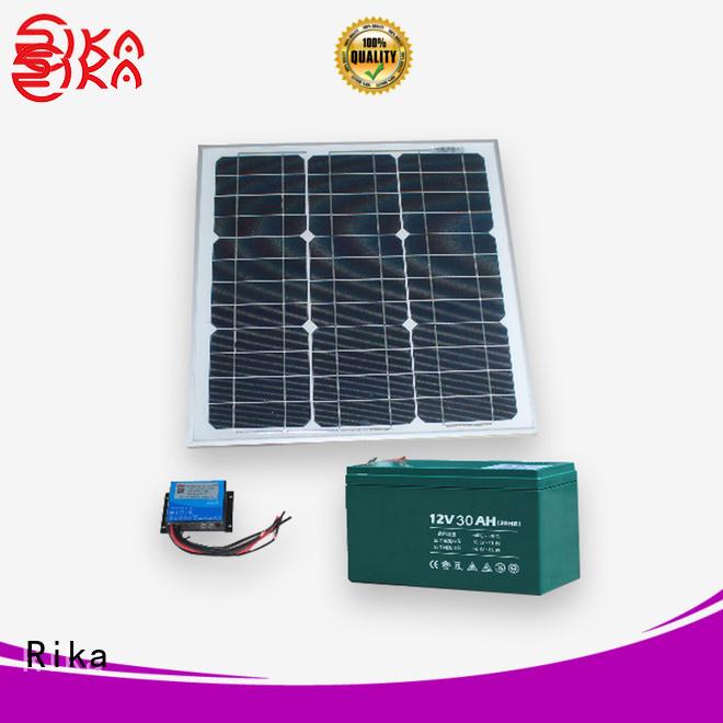 Rika best solar power supply system supplier