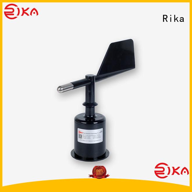 Rika best ultrasonic wind industry for meteorology field