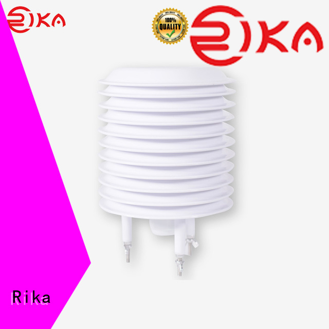 Rika multi-plate radiation shield supplier