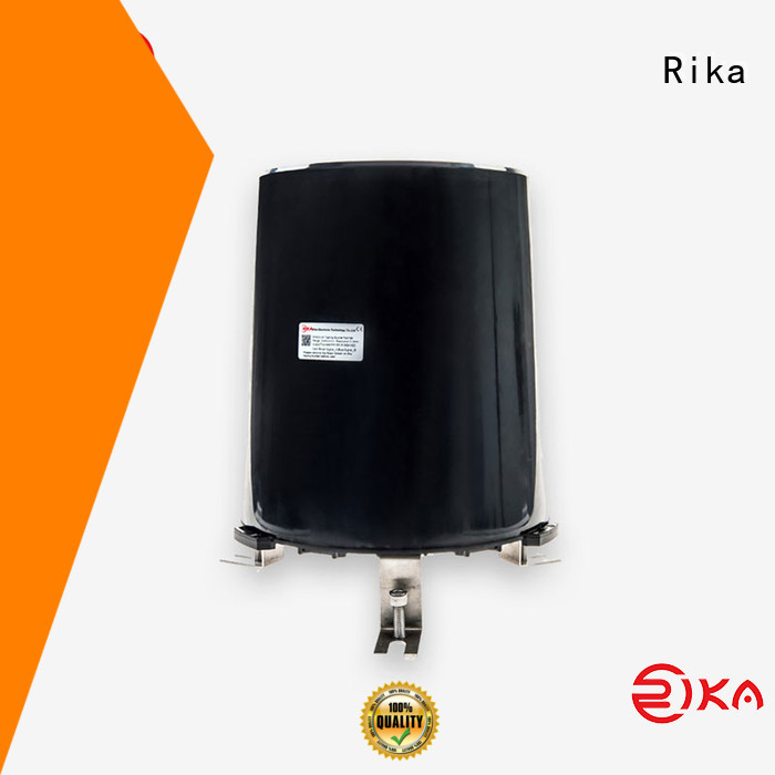Rika rain gauge images supplier for hydrometeorological monitoring
