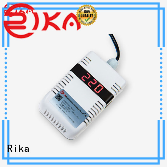 Rika air quality sensor factory for humidity monitoring
