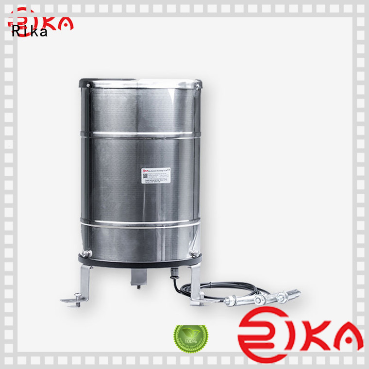 Rika professional rain gauge solution provider