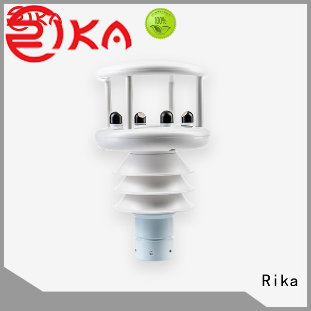 Rika weather station equipment supplier for wind speed & direction detecting