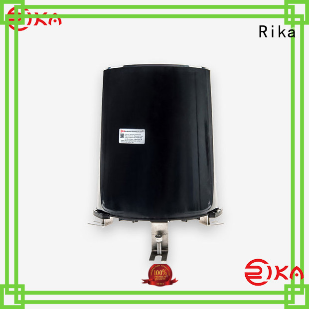 Rika farm rain gauge manufacturer for hydrometeorological monitoring