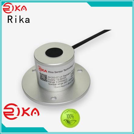 Rika professional illuminance sensor supplier for ecological applications