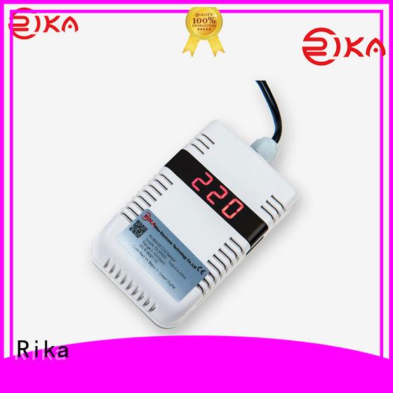 Rika perfect temperature humidity sensor factory for humidity monitoring