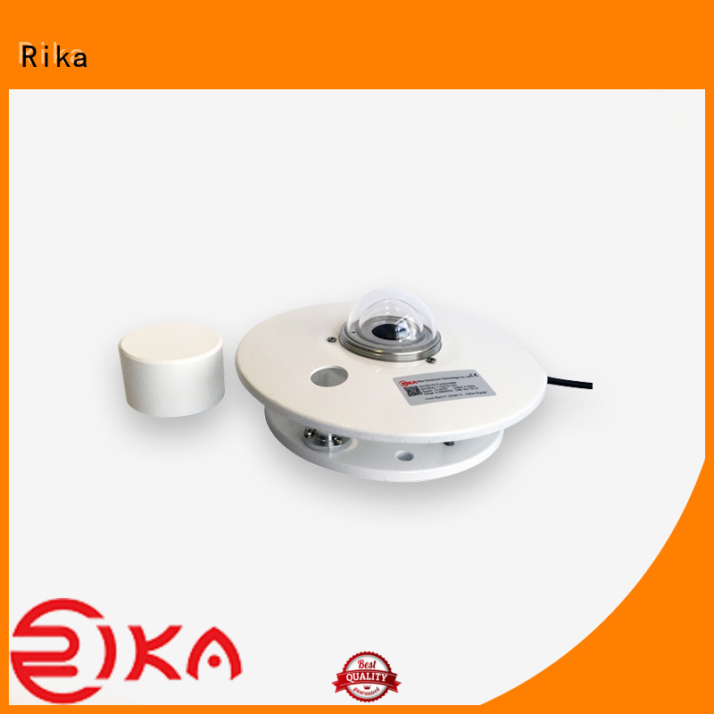 Rika solar pyranometer industry for ecological applications