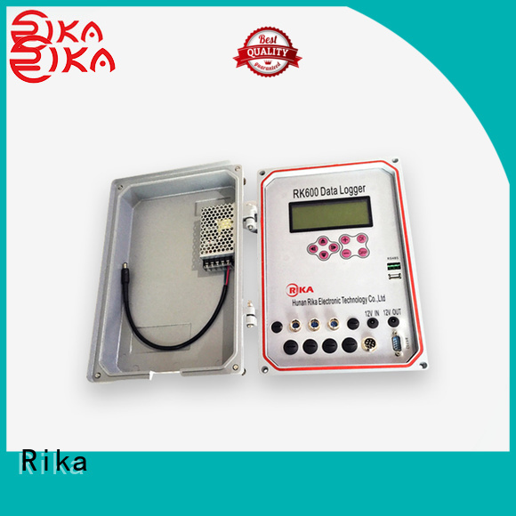 professional data logger manufacturer for weather stations