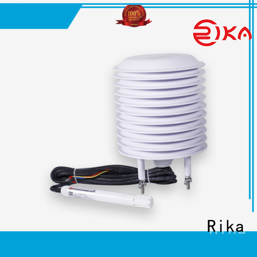 Rika perfect air quality detector manufacturer for humidity monitoring