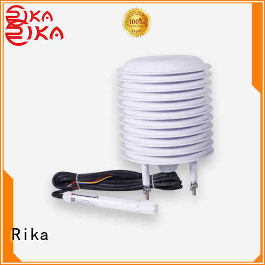 Rika air quality monitoring equipment industry for humidity monitoring
