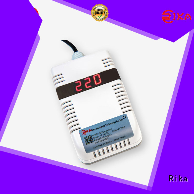 Rika ambient sensor supplier for humidity monitoring