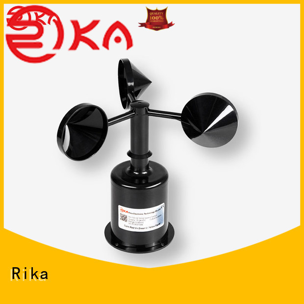 Rika great ultrasonic wind sensor industry for meteorology field