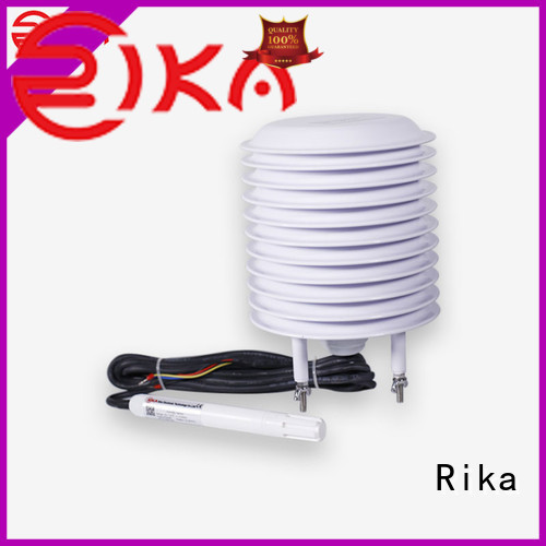 Rika temperature humidity sensor solution provider for dust monitoring