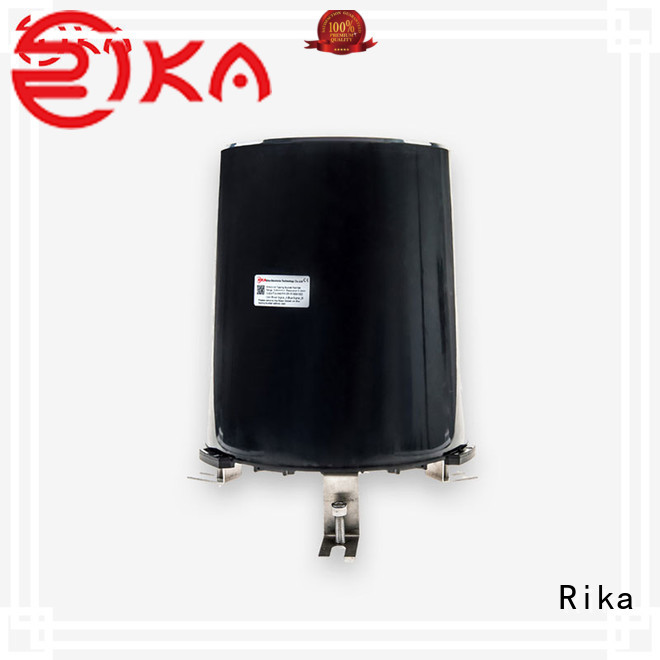 Rika garden rain gauge manufacturer for hydrometeorological monitoring