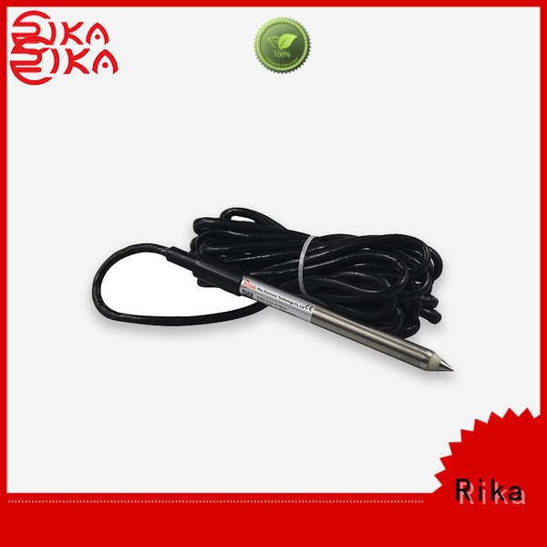 Rika soil humidity sensor manufacturer for detecting soil conditions